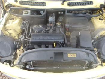 Motor fara subansamble Mini Cooper (2001 - 2008)