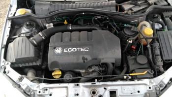 Motor fara subansamble Opel Corsa (2000 - 2006)