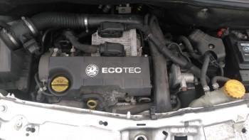 Motor  Opel Meriva  1.7 Diesel - Z17DTH (2003 - 2010)