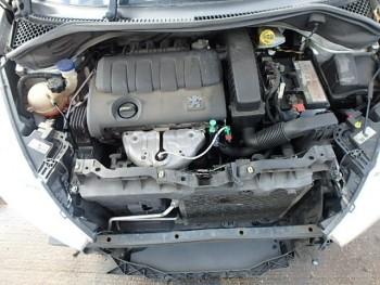 Motor fara subansamble Peugeot 207 (2006 - 2010)