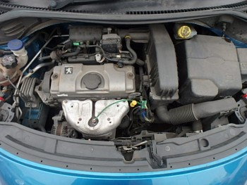 Motor fara subansamble Peugeot 207 (2007 - 2010)