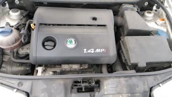 Motor fara subansamble Skoda Fabia (2001 - 2007)