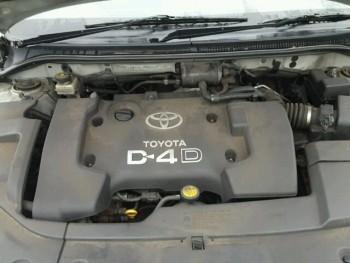 Motor fara subansamble Toyota Avensis (2003 - 2007)