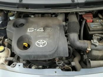 Motor  Toyota Yaris  (2006 - 2011)