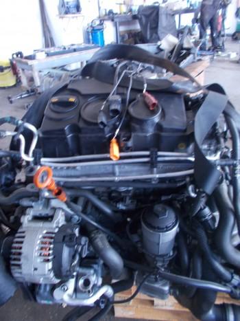 Motor  Volkswagen Golf - cod BLS (2004 - 2010)