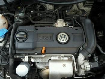 Motor fara subansamble Volkswagen Golf (2008 - 2012)