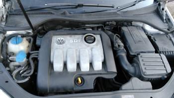Motor fara subansamble Volkswagen Golf (2004 - 2008)