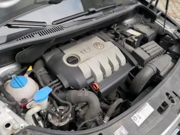 Motor  Volkswagen Touran (2007 - 2010)