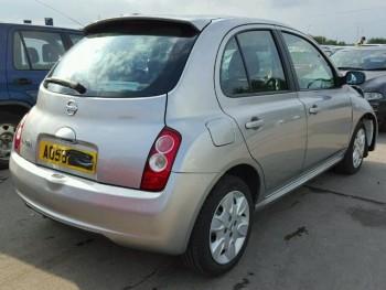 Nissan Micra (2009)