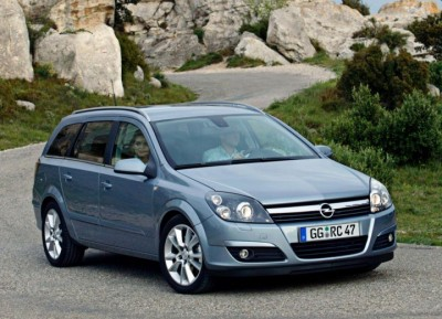 Opel Astra H   (2007) 1.6 105 CP Benzina