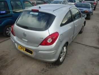 Opel Corsa (2008)