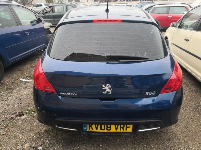 Peugeot 308 Hatchback   (2008)