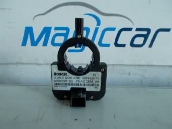 Senzor unghi bracaj Citroen C4  - 9650236180 (2004 - 2008)