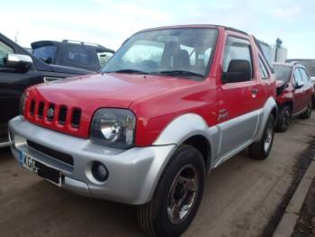 Suzuki Jimny    (2002) 1.3 82 CP Benzina