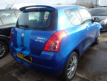 Suzuki Swift (2008)