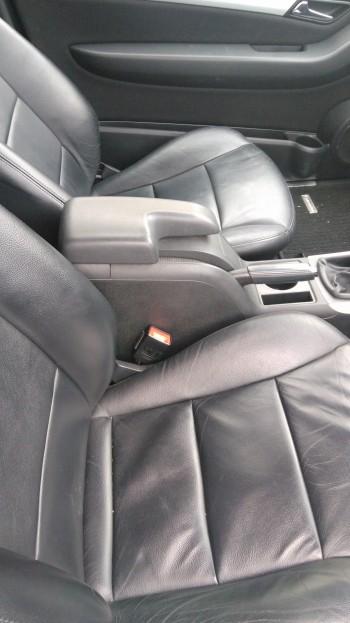 Canapele Mercedes A 180 (2006)