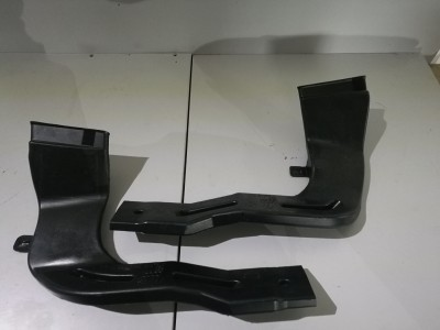 Tuburi incalzire habitaclu Audi A6 4F C6 Quattro - 4f0819830 / 4f0819829 (2006 - 2008)