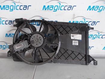 Ventilator radiator Ford Focus  (2004 - 2009)