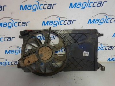 Ventilator radiator Ford Focus Motorina  - 3M5H-8C607-RG (1998 - 2004)