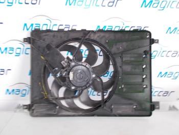 Ventilator radiator Ford Mondeo  (2007 - 2010)
