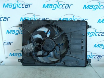 Ventilator radiator Ford Mondeo (2007 - 2010)