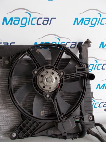 Ventilator radiator Opel Meriva  (2003 - 2010)