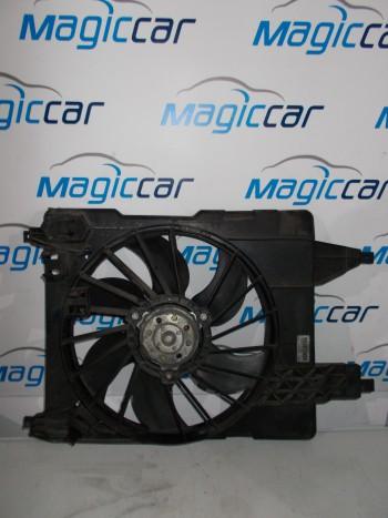 Ventilator radiator Renault Grand Scenic  - 8200151465 (2005 - 2010)