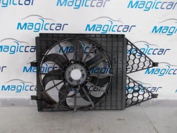 Ventilator radiator Seat Ibiza (2006 - 2009)