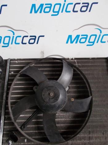 Ventilator radiator Skoda Fabia  (2001 - 2007)