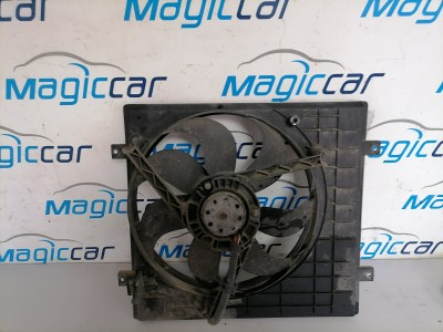 Ventilator radiator Skoda Favorit Benzina  - 6Q0121207 (2001 - 2007)