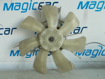 Ventilator radiator Toyota Yaris (2002 - 2005)