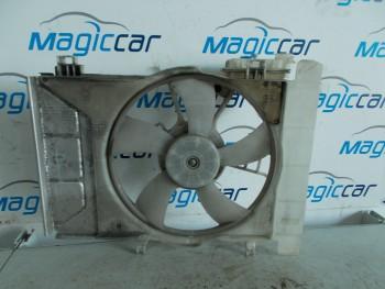 Ventilator radiator Toyota Yaris  (2006 - 2011)
