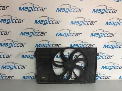 Ventilator radiator Volkswagen Golf 5 - 1K09599455 EF (2005 - 2010)