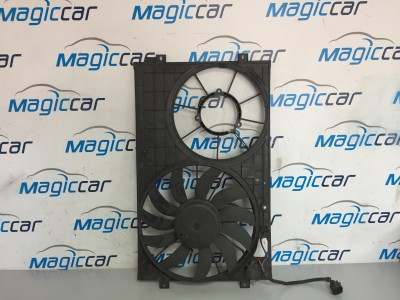 Ventilator radiator Volkswagen Golf 5 - 885002655 (2006 - 2010)