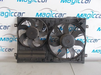 Ventilator radiator Volkswagen Passat  (2005 - 2010)