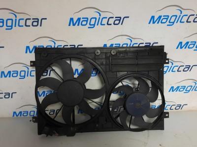 Ventilator radiator Volkswagen Passat Motorina  (2005 - 2010)